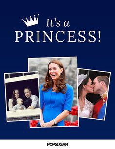 Kate Middleton Gives Birth to Second Royal Baby 5-2-15