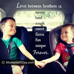 5 Ways to Encourage Positive Sibling Relationship, good tips here, from Moments A Day