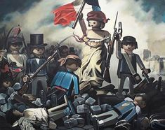 Classical Paintings with Playmobil_3