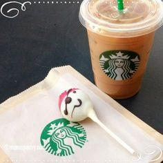 Starbucks Pirate Cake Pop   | #スタバ #スイーツ #Starbucks #cookie #ケーキポップ #cakepop