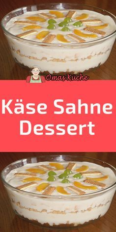 Parfait Desserts, Köstliche Desserts, Dessert Recipes, Quick Easy Desserts, Easy Meals, Food And Drink Quiz, Dessert Oreo, Food Platters, Low Calorie Recipes