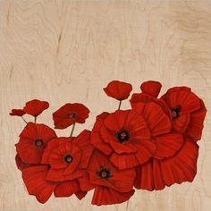 Mio - Naked Art Poppies