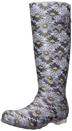 Kamik Women's Daisies Rain Boot ** Can't believe it's available, see it now : Rain boots