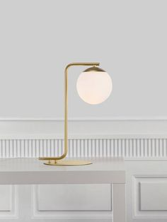 The Grant Table light has classic 'Art Deco' styling, ideal as a bedside lamp. Designed by Danish lighting company Nordlux. Bedroom Lighting, Scandinavian Table, Light Table, Art Table, Danish Lighting, Lighting Design, Lamp, Bedside Lamp, Firefly Lights