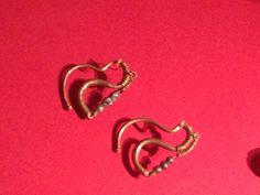Earrings from Hellenistic period, metropolitan museum