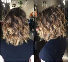 20+ Long Bob Ombre Hair   Bob Hairstyles 2015 - Short Hairstyles for Women