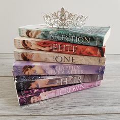 The Selection Series By Kiera Cass - series movies - Ya Books, Book Club Books, Good Books, Books To Read, Book Suggestions, Book Recommendations, The Selection Book, Maxon Schreave, Book Aesthetic
