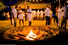 White Party at Belize Ocean Club. #Belize #Party #Event #Fun #Beach #Ocean #Exciting #Travel #Adventure #Experience #Resort #Trip