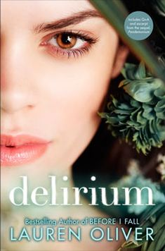 "YA Dystopian love story.  What if love was a disease?  GREAT READ.  Lovers of Twilight and The Hunger Games will chew through the first two books of this trilogy.  The only catch is that the last book ""Requim"" is not due out until Feb 2013"