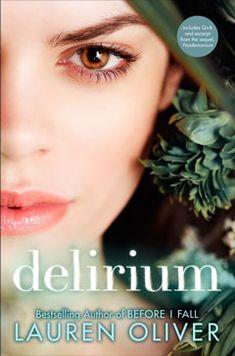 Delirium (3 tomes) - Lauren Oliver