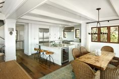 great layout for cabin living | Diodia Court by R.M. Buck Builders