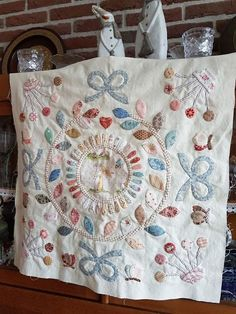 The Rowdy Flat Library Quilt..... | Treasure Quilts | Bloglovin'