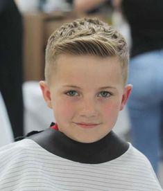 Fotos de corte de cabello ninos
