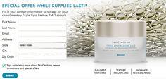 Free SkinCeuticals Triple Lipid Restore 2:4:2 sample - NO PURCHASE NECESSARY