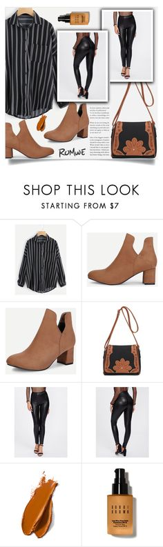 """What to wear?"" by samra-bv ❤ liked on Polyvore featuring Balmain and Bobbi Brown Cosmetics"