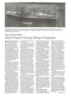 Misteri Prajurit AS yang Hilang di Nusantara - VIVAforum