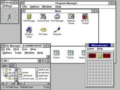 Windows 3.1, 1992