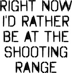 RATHER BE AT RANGE PRO GUN RIFLE SHOOTING 2A T-SHIRT