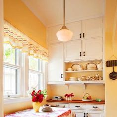 Designing a Retro 1940s Kitchen | Old House Restoration, Products & Decorating