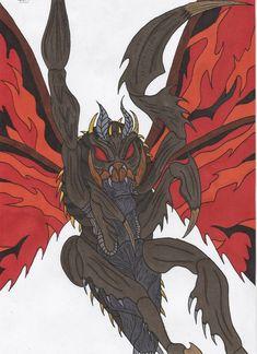 Battra Monsterverse by on DeviantArt Transformers, All Godzilla Monsters, Godzilla Wallpaper, Jojo's Bizarre Adventure Anime, Yuri Anime, Monster Art, Star Wars Episodes, King Kong, Geek Culture