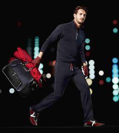 2a2d5baf74b20 Sport Winter, Justice Joslin, Man Shop, Fashion Models, Mens Fashion, Denim  Jeans, Sportswear, David Sims, Athletic Gear