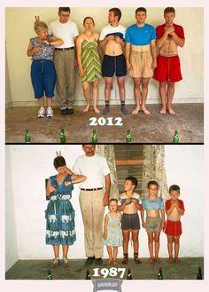 Algunas cosas no cambian con el tiempo