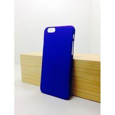 iPhone - Пластиковый чехол - Синий iPhone 6