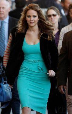 She's got amazing curves