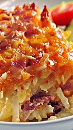 Amish Breakfast Casserole ❊