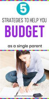 Budget and save money tips to help single parents with one income. Learn how to budget with five strategies to save money as as single parent. parenting 5 Strategies to Help You Budget as a Single Parent - Imperfectly Perfect Mama Single Parenting, Parenting Quotes, Parenting Advice, Babies R Us, Preschool Set Up, Family Child Care, Adoption, New Parent Advice, Budget Planer