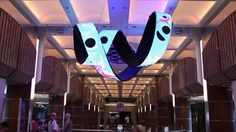 RadiantLED LED Sculpture Artworks with Flexible LED screen