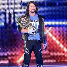 The Phenomenal One, AJ Styles