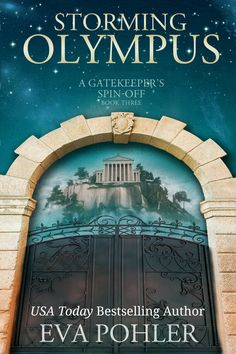 Preorder Storming Olympus and Get Another Ebook Free!