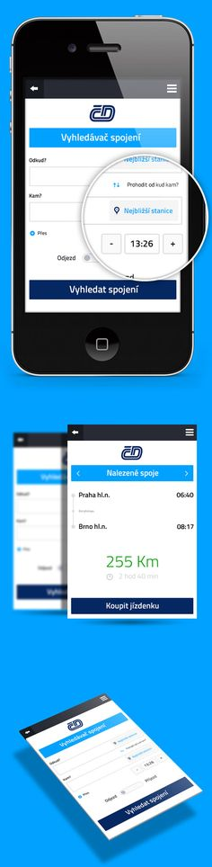 Flat Mobile UI Design with Remarkable User Experience   Design   Graphic Design Junction