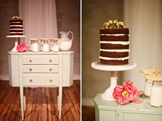 Gold + Pink Wedding Inspiration