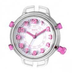 DISEÑA TU RELOJ Diseña tu #reloj #WatxAndColors, elige entre los diferentes modelos de caja (hay distintos tamaños, colores y display analógico o digital) que podrás combinar con la correa que más te guste. Os mostramos una combinación para mujer o niña en rosa y display analógico: http://www.todo-relojes.com/detalle.asp?codigo=12044 http://www.todo-relojes.com/detalle.asp?codigo=24448 #dieseñatureloj