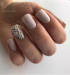 Nail art Christmas - the festive spirit on the nails. Over 70 creative ideas and tutorials - My Nails Classy Nails, Stylish Nails, Simple Nails, Trendy Nails, Cute Acrylic Nails, Acrylic Nail Designs, Glitter Pedicure Designs, Nail Manicure, Manicures