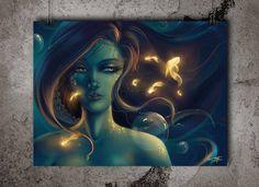 Poster A3 Sirène