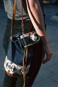 Vintage camera:
