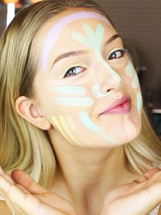 Skip Contouring and Just Try Color Correcting Instead via @byrdiebeauty