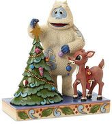jim shore-jim shore rudolph bumble decorating collectible figurine. Free Ship $99+. Jim Shore Rudolph & Bumble Decorating Collectible Figurine $60