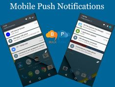 Mobile Apps #Push #notifications - #BulkPush