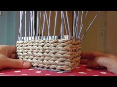 Cuerda con doble tubo (1 de 2) - YouTube