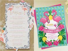 Festa de Flamingo : 10 motivos para ter uma   http://blogdamariafernanda.com/cha-de-cozinha-de-flamingo-10-motivos-para-ter-um