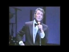 Dean Martin - For The Good Times Live in London 1983