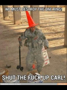 Military and army are the backbone of defense fro any country but as you know us, we are not here to discuss any thing like this , let us show you a collection of Top 20 military memes funny army that are so hilarious. Military Jokes, Army Humor, Army Memes, Marine Memes, Stupid Funny, Funny Cute, Really Funny, Funny Jokes, Hilarious