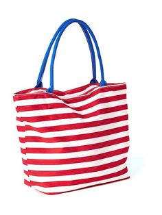 Patterned Canvas Tote for Women