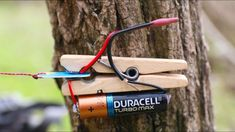 How to make a trip wire alarm system - DIY DECORAT .- How to make a trip wire alarm system # trip wire system - Homestead Survival, Survival Tools, Wilderness Survival, Camping Survival, Outdoor Survival, Survival Prepping, Emergency Preparedness, Camping Hacks, Camping Diy