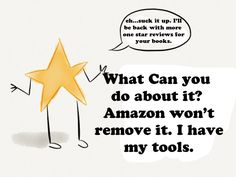 Trolls on Amazon's Forum and One Star Review Attacks Protect Amazon.com users and Indie publishing authors from bullying and harassment by removing anonymity and requiring identity verification for reviewing and forum participation.