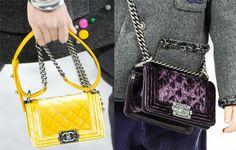 Fashion Week Handbags: Chanel Fall 2012